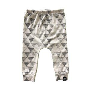 baby broekje driehoekjes