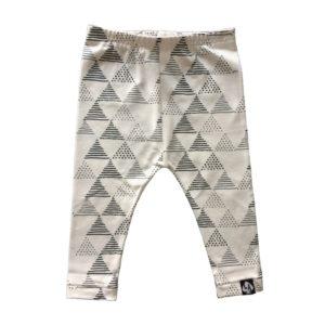 baby legging driehoekjes