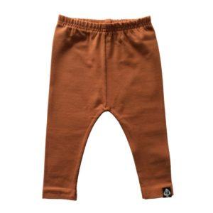 baby legging roest bruin