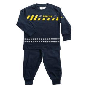 baby pyjama politie