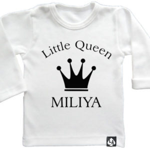 baby tshirt specials little queen wit